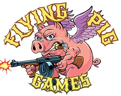 Flying Pig Games Logo
